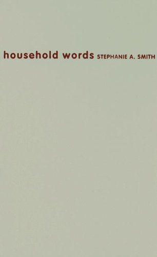 9780816645527: Household Words: Bloomers, sucker, bombshell, scab, nigger, cyber