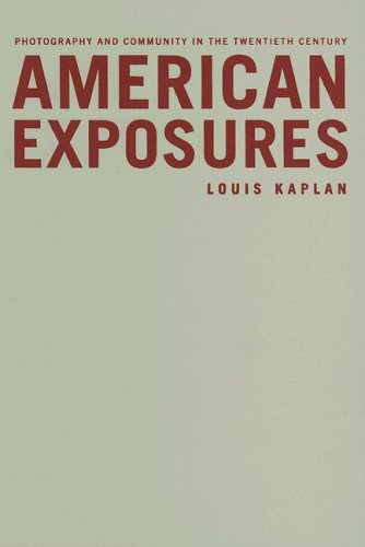 9780816645695: American Exposures: Photography and Community in the Twentieth Century
