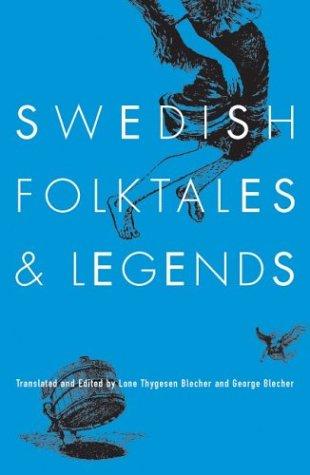 9780816645756: Swedish Folktales And Legends