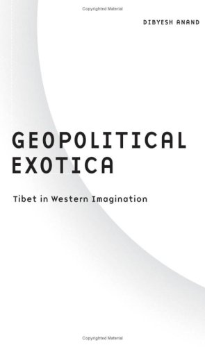 9780816647651: Geopolitical Exotica: Tibet in Western Imagination (Barrows Lectures)