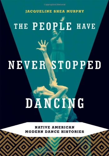 9780816647750: The People Have Never Stopped Dancing: Native American Modern Dance Histories