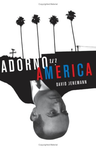 9780816648085: Adorno in America