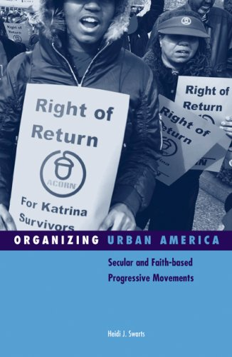 9780816648399: Organizing Urban America: Secular and Faith-based Progressive Movements (Social Movements, Protest and Contention)