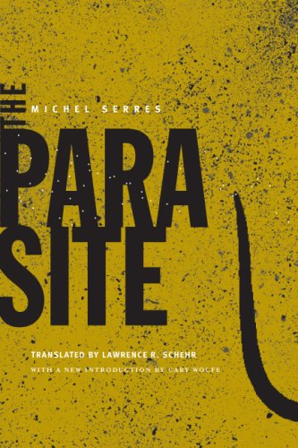 9780816648818: The Parasite (Posthumanities)