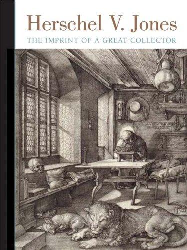 Herschel V. Jones: The Imprint of a Great Collector