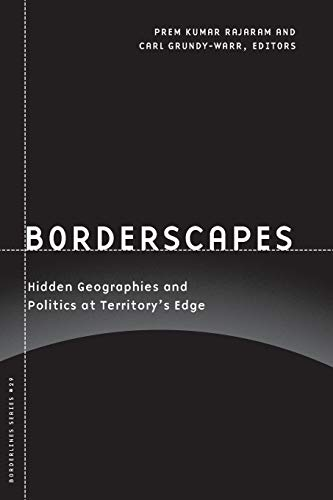 9780816649266: Borderscapes: Hidden Geographies and Politics at Territory's Edge (Barrows Lectures)