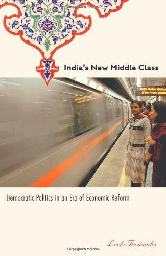 9780816649273: India's New Middle Class: Democratic Politics in an Era of Economic Reform