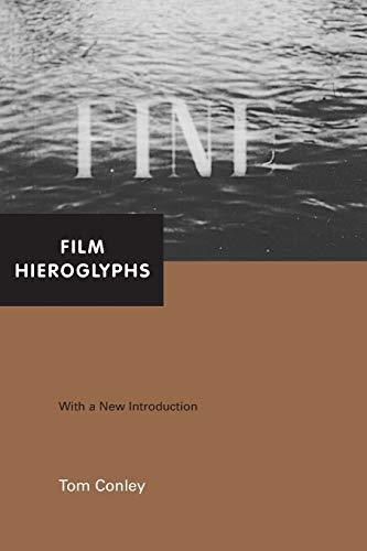 9780816649709: Film Hieroglyphs