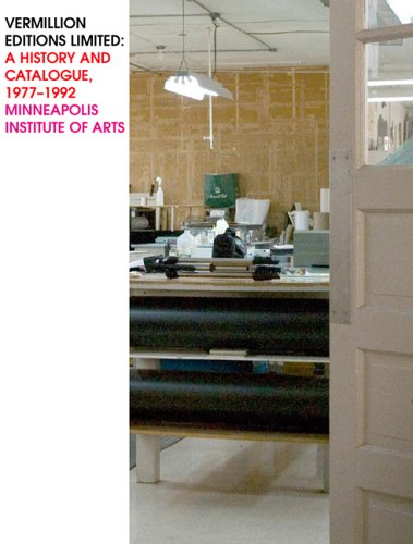 VERMILLION EDITIONS LIMITED : A HISTORY AND CATALOGUE, 1977-1992: JON, DENNIS MICHAEL/ MAKHOLM, ...