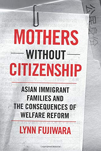 9780816650767: Mothers without Citizenship: Asian Immigrant Families and the Consequences of Welfare Reform