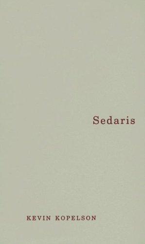 9780816650842: Sedaris
