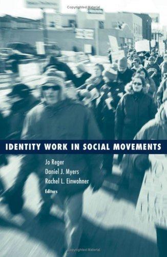 Identity Work in Social Movements: Reger, Jo