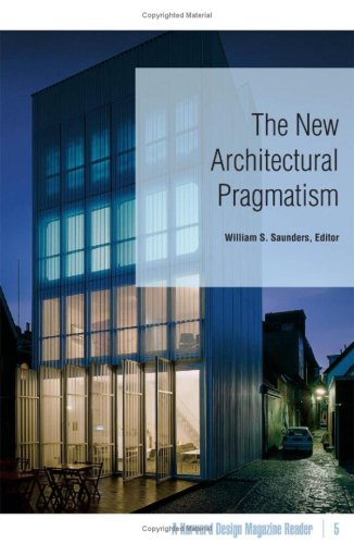 9780816652631: The New Architectural Pragmatism: A Harvard Design Magazine Reader (Harvard Design Magazine Readers)