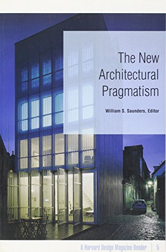 9780816652648: The New Architectural Pragmatism: A Harvard Design Magazine Reader (Harvard Design Magazine Readers)