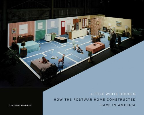 9780816654567: Little White Houses: How the Postwar Home Constructed Race in America (Architecture, Landscape and Amer Culture)