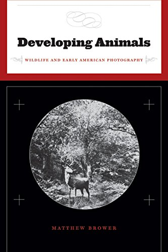 9780816654796: Developing Animals: Wildlife and Early American Photography