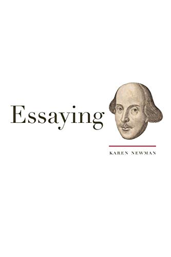 9780816655908: Essaying Shakespeare