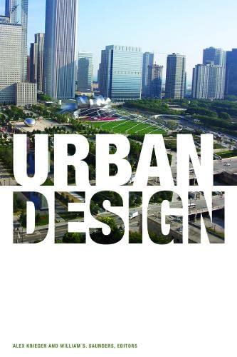 9780816656387: Urban Design