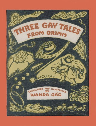 Three Gay Tales from Grimm (Hardback)
