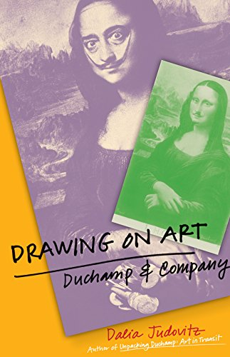 9780816665297: Drawing on Art: Duchamp and Company