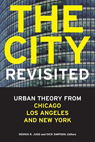 City, Revisited: Urban Theory from Chicago, Los Angeles, and New York (Hardback)