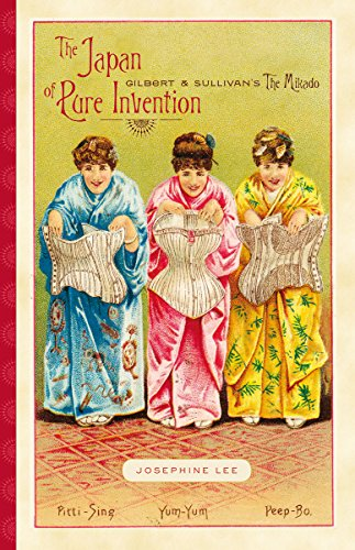 9780816665792: The Japan of Pure Invention: Gilbert and Sullivan's The Mikado