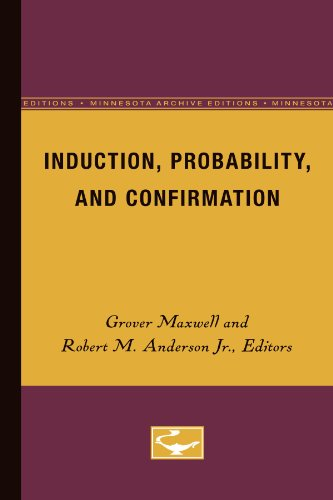 9780816669035: Induction, Probability, and Confirmation (Minnesota Studies in the Philosophy of Science)
