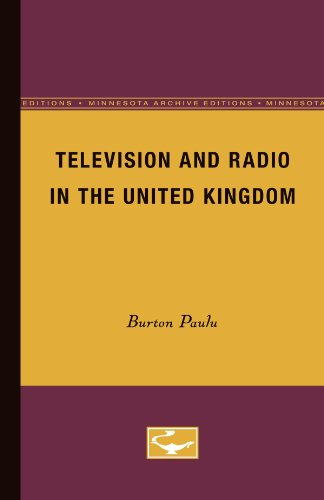 Television and Radio in the United Kingdom: Paulu, Burton
