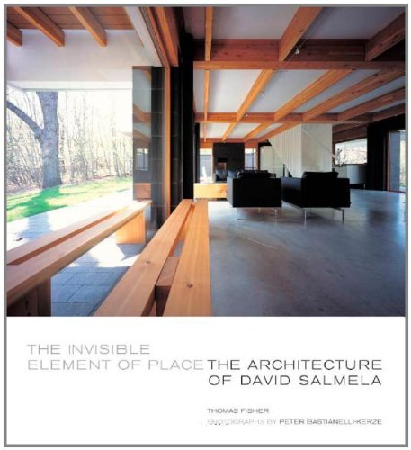 The Invisible Element of Place: The Architecture of David Salmela: Fisher, Thomas