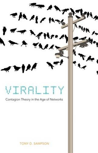 9780816670048: Virality: Contagion Theory in the Age of Networks