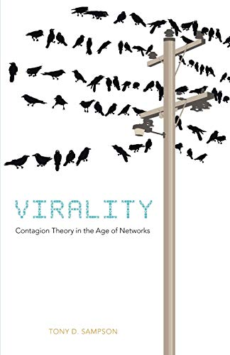 9780816670055: Virality: Contagion Theory in the Age of Networks
