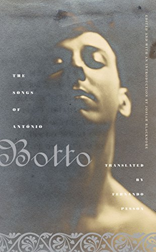 Songs of Antonio Botto (Hardback): Antonio Botto