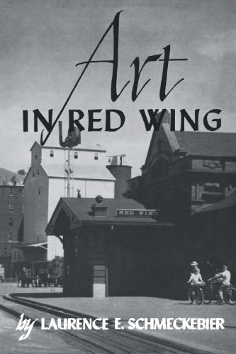 9780816671984: Art in Red Wing (The Community Basis for Postwar Planning)
