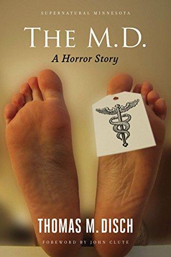9780816672097: The M.D: A Horror Story (Supernatural Minnesota)