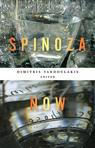 9780816672806: Spinoza Now