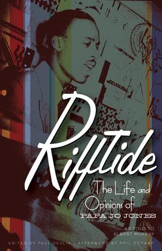 9780816673001: Rifftide: The Life and Opinions of Papa Jo Jones
