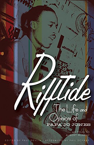 9780816673018: Rifftide: The Life and Opinions of Papa Jo Jones