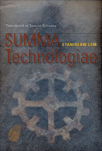 9780816675777: Summa Technologiae (Electronic Mediations)