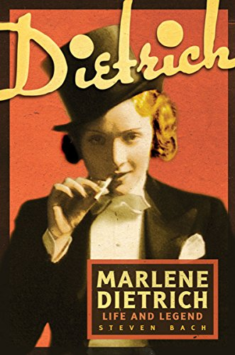 9780816675845: Marlene Dietrich: Life and Legend