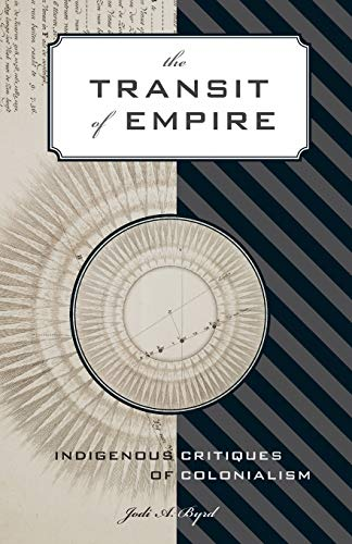 9780816676415: The Transit of Empire: Indigenous Critiques of Colonialism (First Peoples: New Directions Indigenous)