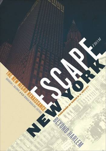 Escape from New York: The New Negro: Univ Of Minnesota