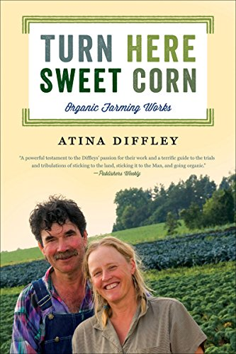 9780816677726: Turn Here Sweet Corn: Organic Farming Works (Fesler-Lampert Minnesota Heritage)