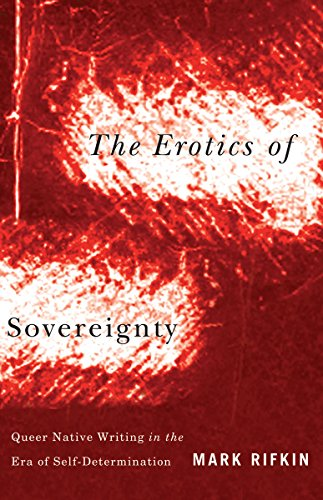 9780816677832: The Erotics of Sovereignty: Queer Native Writing in the Era of Self-Determination