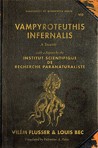Vampyroteuthis Infernalis: A Treatise, with a Report by the Institut Scientifique de Recherche ...