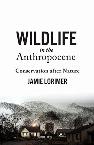 Wildlife in the Anthropocene: Conservation after Nature: Jamie Lorimer