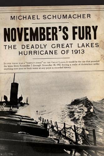 November's Fury: Schumacher, Michael