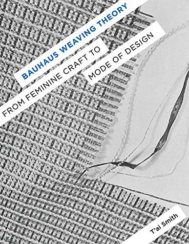 9780816687237: Bauhaus Weaving Theory