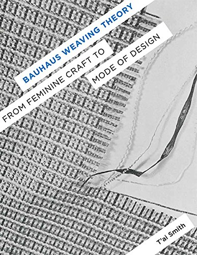 9780816687237: Bauhaus Weaving Theory: From Feminine Craft to Mode of Design