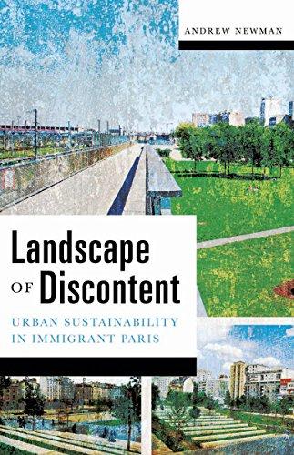 9780816689620: Landscape of Discontent: Urban Sustainability in Immigrant Paris (A Quadrant Book)