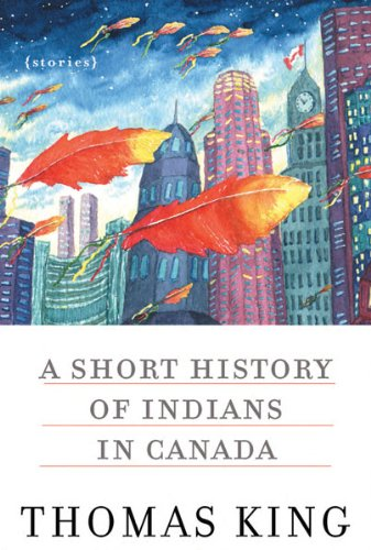 9780816689811: A Short History of Indians in Canada: Stories